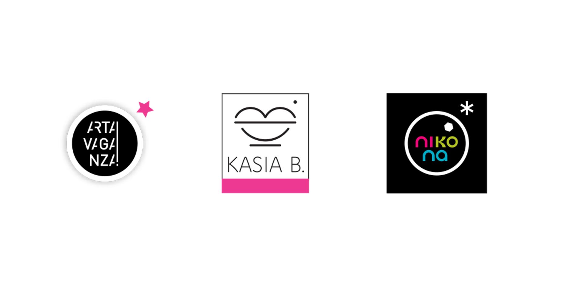 Wybrane projekty logo/2008–2011